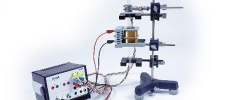Induccion de pulso de voltaje y ley de Farday de inducción con sensor P2441264