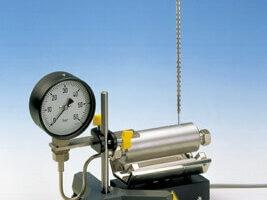 Presión de vapor de agua a altas temperaturas P2340100