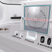 Laser Optic Experiment Kit