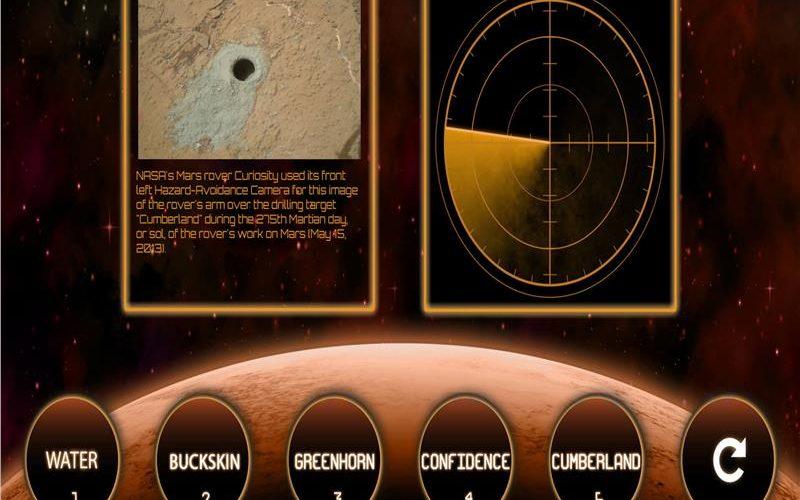 Mars Curiosity VR